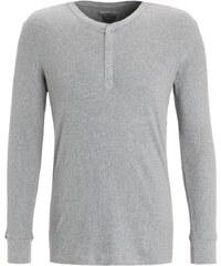 Levi´s® LEVIS 300LS LONG SLEEVE HENLEY Nachtwäsche Shirt middle grey melange