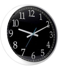 BALVI Designové nástěnné hodiny 24501 Balvi white/black