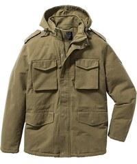 bpc bonprix collection Armádní bunda, lehce vatovaná, Regular Fit bonprix