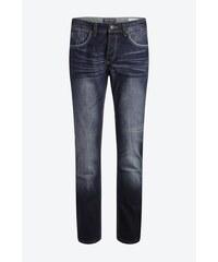 Jeans homme straight SOCHI L32 Bleu Cuir de vachette - Homme Taille 36 - Bonobo