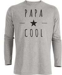ArteCita Papa Cool - T-shirt - gris chine