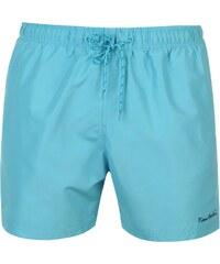 Pierre Cardin Plavecké šortky Plain - modrá