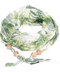 Guess dámský lněný šátek GreenG