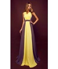 1001šaty šaty Fiona Yellow