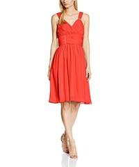 Astrapahl Damen Cocktail Kleid mit verzierenden Applikationen, Knielang