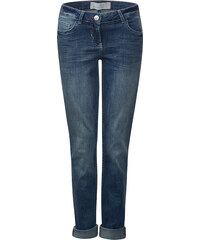 Cecil - Jean Charlize - mid bleu used wash