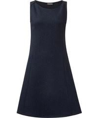 Street One - Robe en jersey texturé Lia - bleu