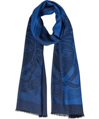 Versace Schal bluette