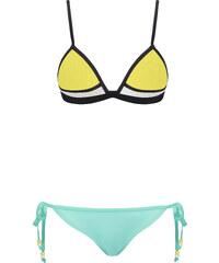BONDI BORN Bikini Turquoise - Lara
