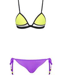 BONDI BORN Bikini Citron Vert - Lara