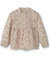 MANGO BABY Blouse À Fleurs Coton