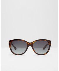 Ted Baker Sonnenbrille mit runden Gläsern Schildpatt