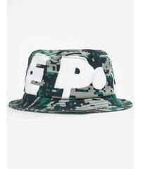 El Polako ELPK Bucket Hat Pixel Camo