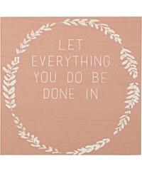 Obraz Let You Do, 30x30 cm