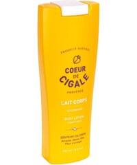 Coeur de Cigale Lait corporel gourmand 250 ml - jaune