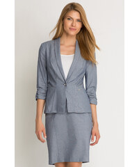 Orsay Blazer in Denim-Optik