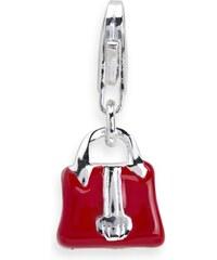 Unique Jewelry Silber Charm mit Karabiner für Bettelarmbänder CH0143