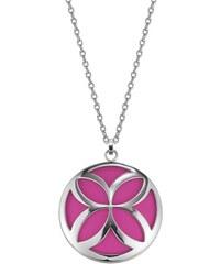 Esprit Kette ES-thriving flora orchid pink ESNL12456C800