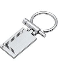 Unique Jewelry Eleganter Schlüsselanhänger aus Edelstahl AS0018SL