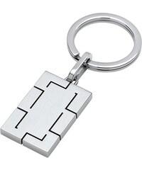 Unique Jewelry Moderner Schlüssel Anhänger mit Muster AS0026SL