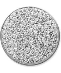 Unique Jewelry Münze für Münzanhänger weiß MA0036