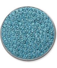 Unique Jewelry Münze für Münzanhänger Aquamarin MA0040