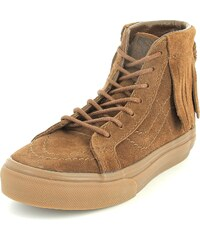 VANS Sneaker SK8 Hi Moc Leder