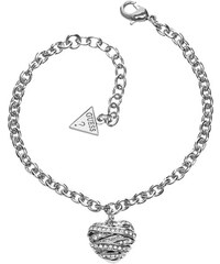 Armband Wrapped With Love Guess silber UBB21594-S
