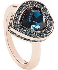 Ring Coins Of Love von Guess Herz Pavée rosé UBR28510