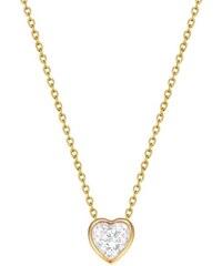 Goldene Esprit-Kette ES-Love Herz ESNL02764B420