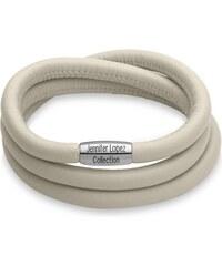 Charm-Armband Endless creme silber 1005 (triple)