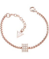 Armband G Rounds Guess rosé Swarovski-Kristall UBB21578