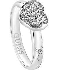 Ring Heartshelter Guess Swarovski-Kristall UBR72501