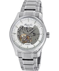 Skeleton Automatikuhr Kenneth Cole Edelstahl KC10027200