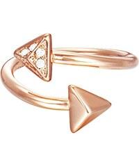 Esprit Hip-Star Ring Arrow in rosé ESRG02865C