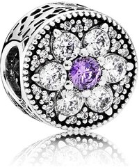 Pandora Blumencharm mit lila Blüte 791832ACZ