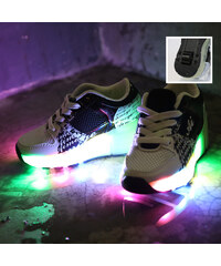 Lesara Roll-Sneaker mit LED - 29