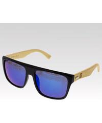 VeyRey dřevěné sluneční brýle Acacia modré