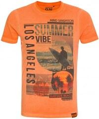 Tantum O.N. Herren T-Shirt orange