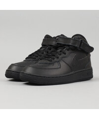 Nike Force 1 Mid (PS) black / black