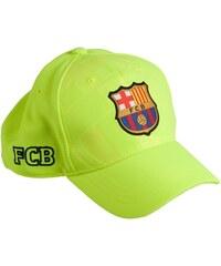 Dětská kšiltovka BARCELONA FC Soccer yellow
