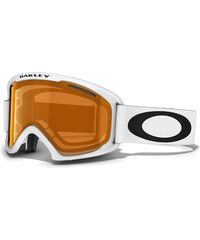 Oakley O2 Xl Schneebrillen Goggle matte white / persimmon
