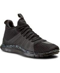 Boty NIKE - Nike Free Hypernovom 2 747139 010 Black/Black/Cool Grey/White