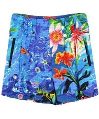 Derhy Quai - Minishorts - blau