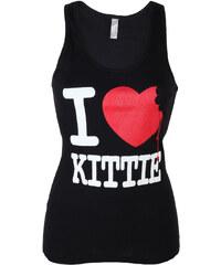 Just Say Rock tílko dámské Kittie - I Heart Kittie - JSR - KIT1031