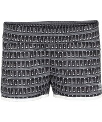 ADIDAS ORIGINALS Hotpants mit Alloverprint