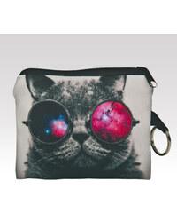 Wayfarer dámská peněženka Cat universe