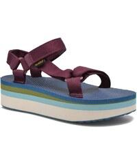 Teva - Flatform Universal Retro - Sandalen für Damen / lila