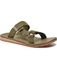Teva - Universal Slide Leather - Sandalen für Herren / grün
