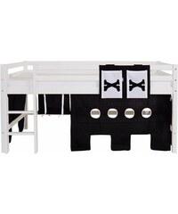 Kinder Vorhang-Set Pirat (2-tlg.) HOPPEKIDS schwarz